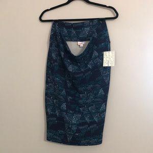 LuLaRoe Cassie Skirt Size Large